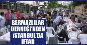 Bermazlılar Derneği'nden İstanbul'da İftar