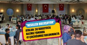 """""""NESİLLER BULUŞUYOR"""""""