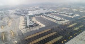 Yeni havalimanı ile 10 firma İstanbul'a sefer düzenlemeye başladı