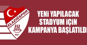 Yeni Yapılacak Stadyum İçin Kampanya Başlatıldı