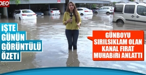 Elazığ'daki Sel Felaketinin Özeti