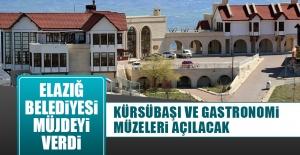 Harput Konağına İki Müze Yapılacak
