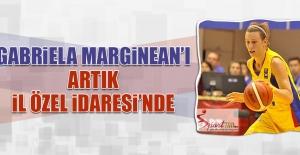 İÖİ, Gabriela Marginean'ı Transfer Etti
