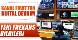 Kanal Fırat'tan Dijital Devrim