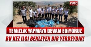 Kanal Fırat Televizyonunun Temizlik Kampanyası Devam Ediyor