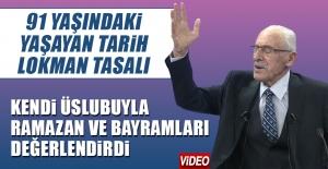 Lokman Tasalı: Allah Aşkına Yapmayın!