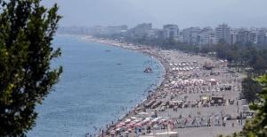 Türkiye'nin turizmde 2023 hedefi 65 milyar dolar