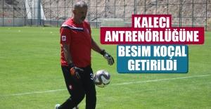 B.Elazığspor'da Kaleci Antrenörlüğüne Besim Koçal Getirildi