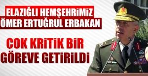 Hemşehrimiz Erbakan Çok Kritik Bir Göreve Getirildi