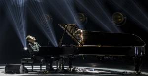 Dünyanın En Hızlı Piyanisti İstanbul'da Konser Verdi