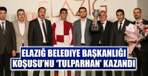 Elazığ Belediye Başkanlığı Koşusu'nu 'Tulparhan' Kazandı