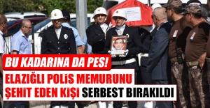 Polisimizi Şehit Etti; Mahkeme Ceza Vermedi!