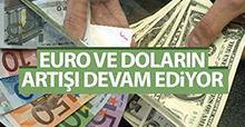 Dolar ve Euro Ne Kadar? İşte Rakamlar...