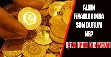 16 Temmuz'da Altın Fiyatları Ne Kadar Oldu?