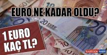 23 Eylül Euro Fiyatları