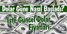 21 Eylül Dolar Fiyatları