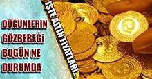 11 Aralık Altın Fiyatları