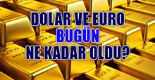 22 Ocak Dolar ve Euro Fiyatı