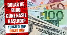 20 Şubat Dolar ve Euro Fiyatları