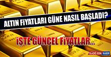 21 Mart Altın Fiyatı