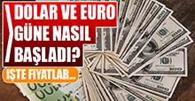 18 Mart Dolar ve Euro Fiyatları
