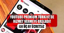 YouTube Premium Türkiye'de hizmet vermeye başladı!