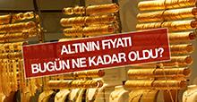 23 Ağustos Altın Fiyatı