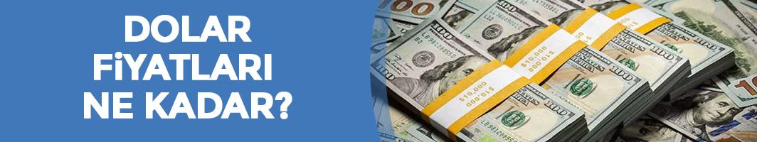 6 Aralık 2019 Dolar - Euro Fiyatları