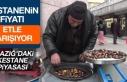 Elazığ'da Kestane Fiyatları Etle Yarışıyor