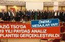 ETSO Tarafından Paydaş Analiz Toplantısı Gerçekleştirildi