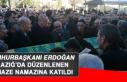 Cumhurbaşkanı Erdoğan Elazığ'da Cenaze Törenine...