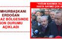 Cumhurbaşkanı Erdoğan Enkaz Bölgesinde Son Durumu...