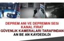 Elazığ Depremi Kanal Fırat Güvenlik Kameralarına...