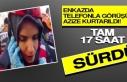 Enkazda Telefonla Görüşülen Azize 17 Saat Sonra...