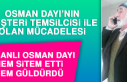 Kebanlı Osman Dayı, Hem Sitem Etti Hem Güldürdü