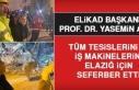 Prof. Dr. Yasemin Açık, Tüm Tesislerini ve İş...