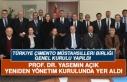 Prof. Dr. Yasemin Açık, Yeniden TÇMB Yönetim Kurulu...