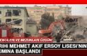Tarihi Mehmet Akif Ersoy Lisesi'nin Yıkımına...