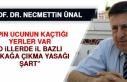 Prof. Dr. Ünal: O İllerde İl Bazlı Sokağa Çıkma...