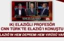 CNN Türk Canlı Yayınında Elazığ Konuşuldu