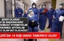 Elazığ'da 14 Koronavirüs Hastası Taburcu...