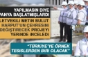 Milletvekili Bulut, Harput Diyanet Eğitim Külliyesi'nde...