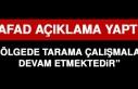 AFAD, Depremle İlgili Açıklama Yaptı!