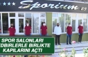 Elazığ'da Spor Salonları Kapılarını Açtı