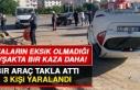 Elazığ'da Trafik Kazası, 3 Yaralı!