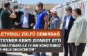 Milletvekili Demirbağ, Depremzedeleri Ziyaret Etti