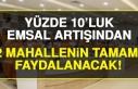 Elazığ'da 2 Mahallede Emsal Artışı Yapılacak