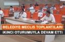Belediye Meclis Toplantıları İkinci Oturumuyla...