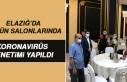Elazığ'da Düğün Salonları Denetlendi