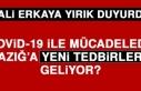 Elazığ'a Yeni Tedbirler mi Geliyor?